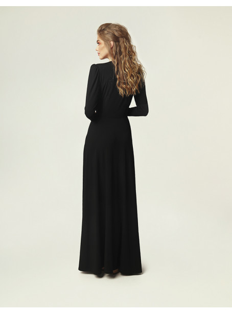 Pat dress - black