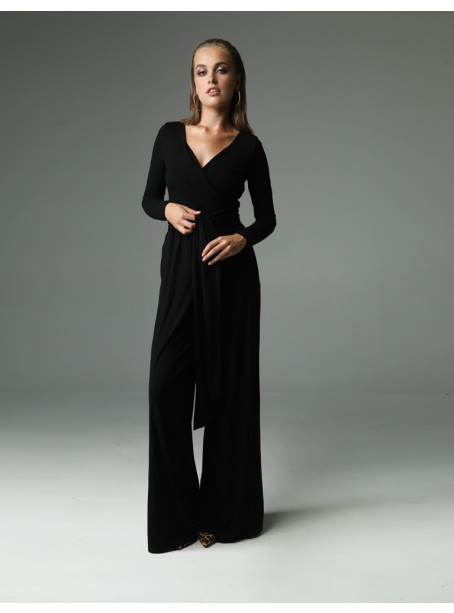 Jumpsuit Flash - black
