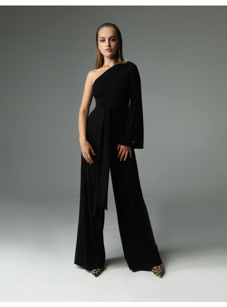 Jumpsuit Nighty-night - black