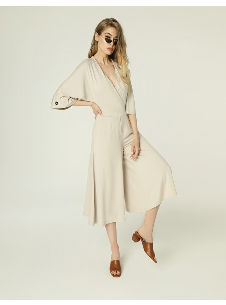 Jumpsuit Janis - light beige