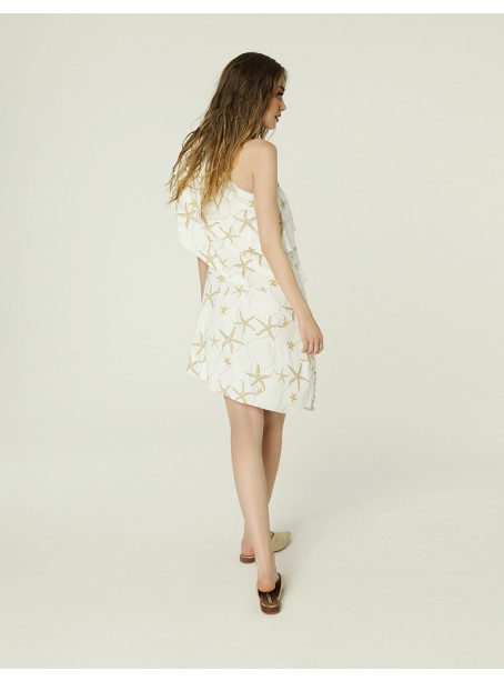 Rita dress - #madcoast print