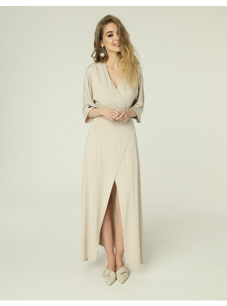 Monica dress - light beige